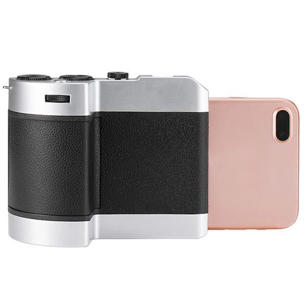 Mobiler Kamera-Controller-Griff für iPhone, Machen Sie aus Ihrem Telefon eine sofortige Spiegelreflexkamera, Verwenden Sie die offizielle Bluetooth-Bluetooth-Verbindung, um Ihr Telefon zu steuern