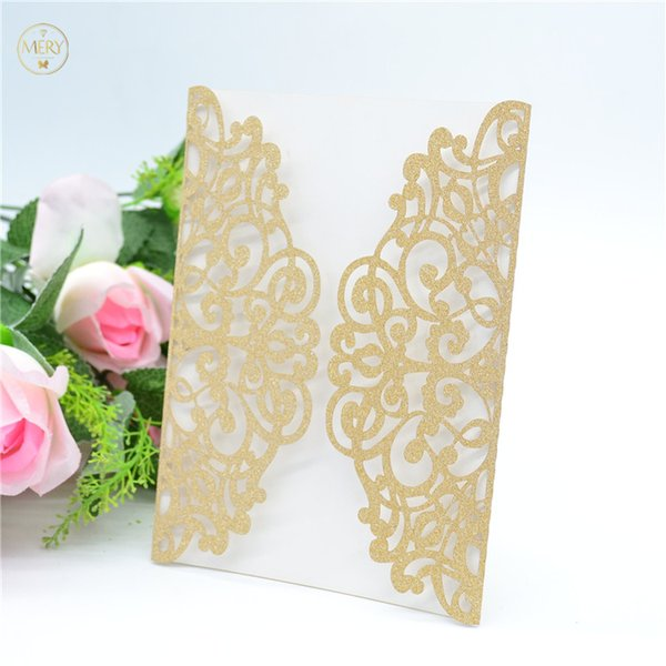 блеск розового золота 13x18cm