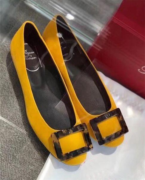 Diseñador de las mujeres Zapatillas de deporte Planas Zapatos Sandalias Piedras Zapatos de Vestir Dama Vintage Cuero Gommette Zapatos de Fiesta Mujer Color Zapatos