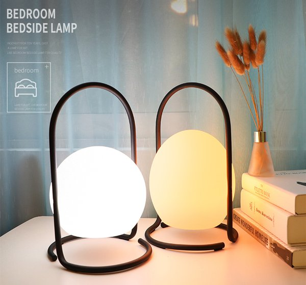 2020 New Nordic Small Table Lamp Led
