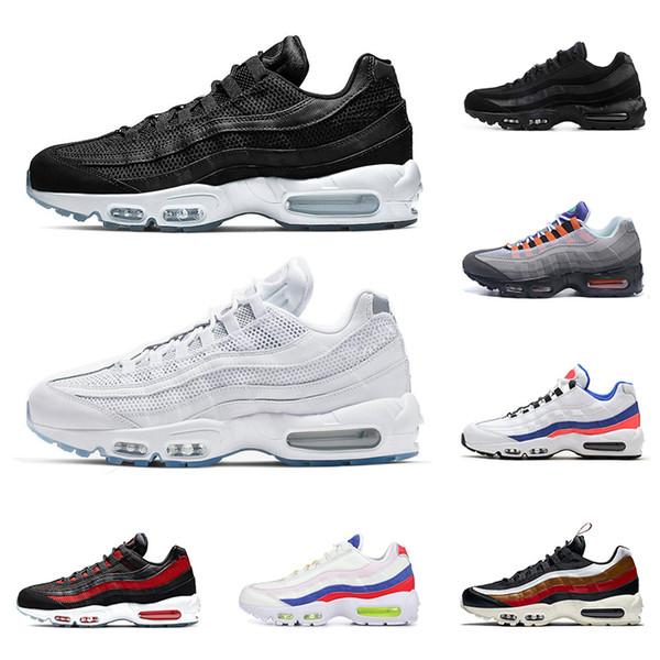 Original Nike Air Max 95 zapatos para correr para hombre