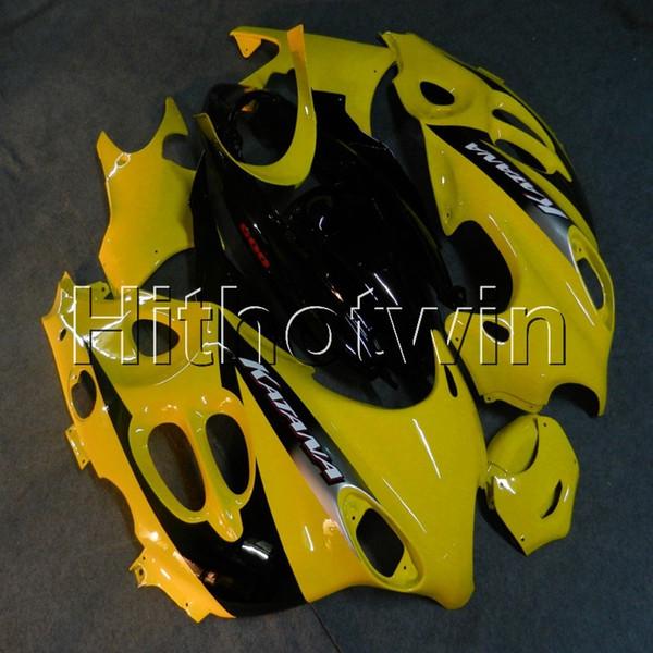 23colors + Gifts gelbe Motorradverkleidung für Suzuki GSX600F 2003 2004 2005 Katana 03 06 ABS Motorhauben