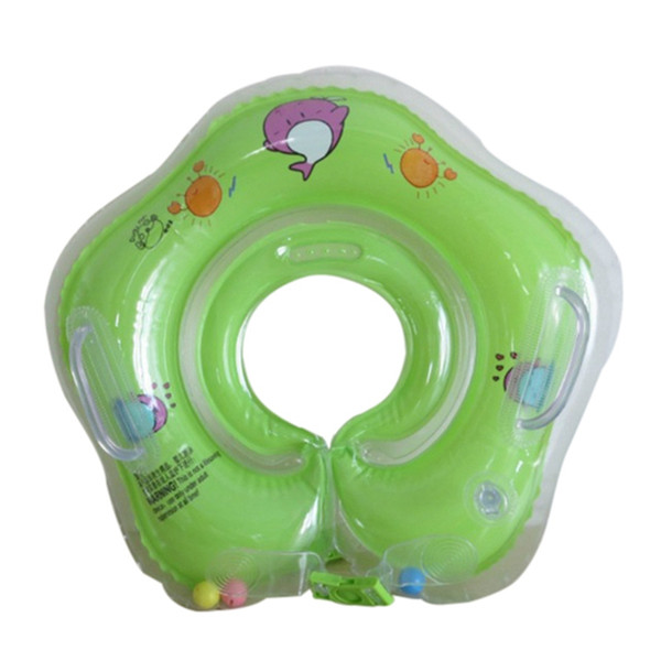 best selling Baby Swim Neck Ring Safety Swimming Pool & Accessories Baby Tube Ring Infant Neck Float Circle For Bathing Inflatable 0-3years