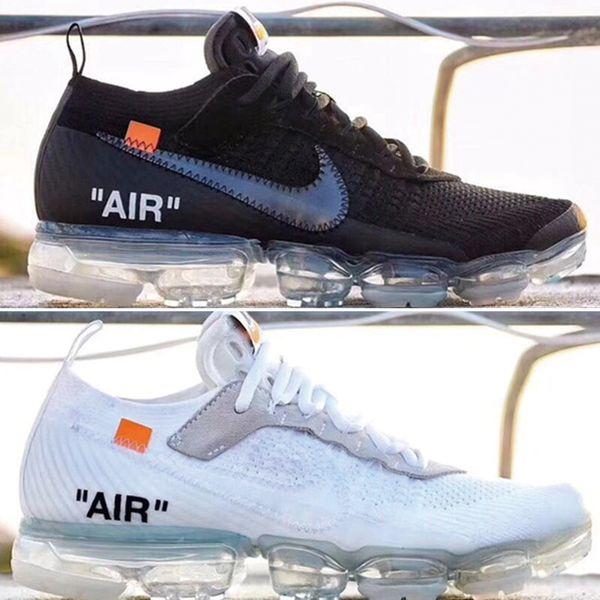 top popular 2019 Mens Sneakers 2018 2.0 off vapors men max women Air Cushion Desinger white sports Shoes chaussures zapatos de Breathable hot 2020