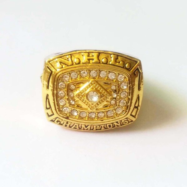 1987 Montreal Canadiens (Cournoyer) Stanley Cup Hóquei Campeonato Anel frete grátis Presente de Natal de aniversário para amigos
