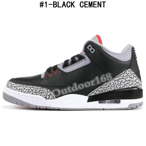 #1-BLACK CEMENT