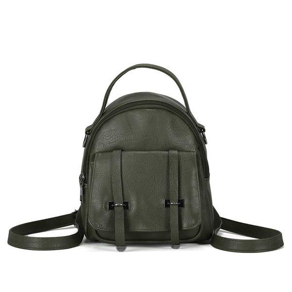 Hillsionly Unisex Backpack Laptop PU wild Travel School Rucksack Fashion soft student backpacks Bags Bckpacks bolsa feminina