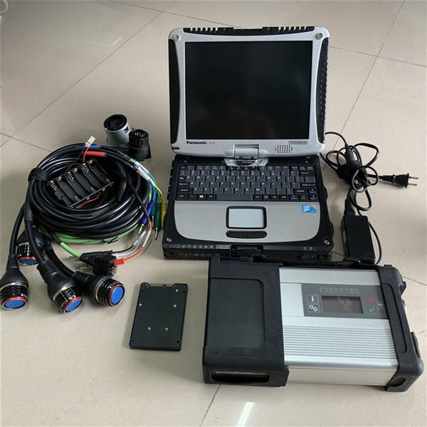 мб звезда c5 с КФ-19 ноутбуков SSD