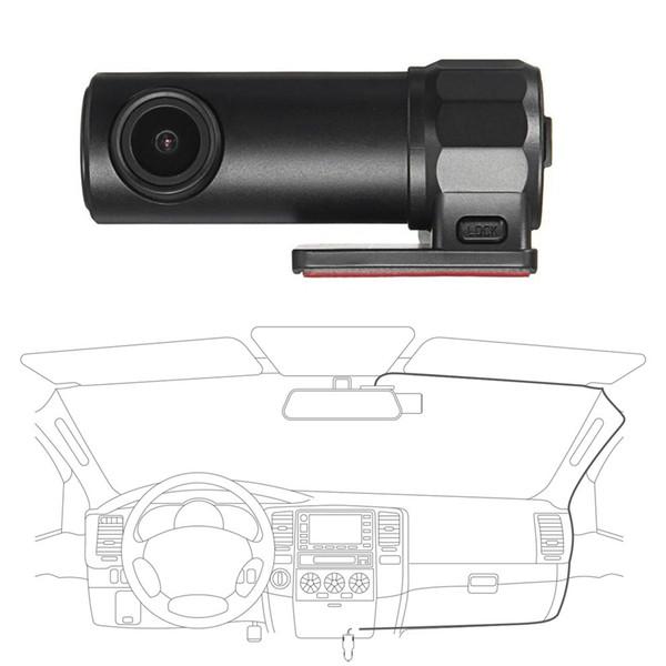 KL201 Full HD Car DVR 140 Degree View Wide Angle Car Camcorder Built in Wi-Fi Module Loop Recording G-sensor Mobile Display