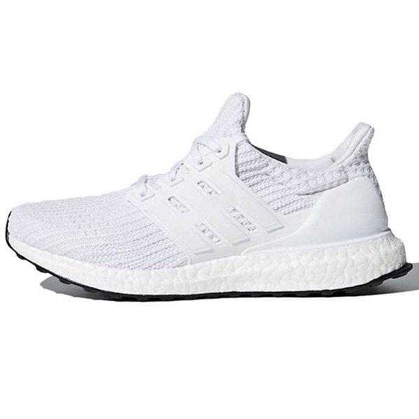 #12 4.0 Triple White 36-45