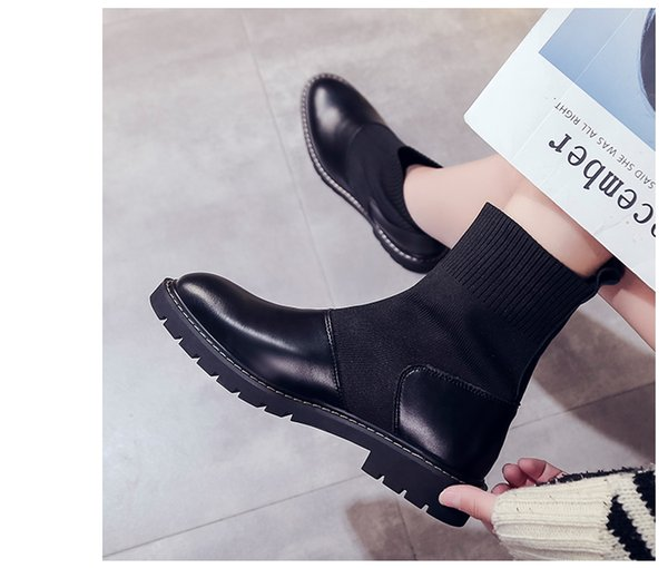 HIGHT heel women Snow ankle Boots Winter Outdoor Hiking Shoes with Warm Fully Fur Lined High Top Lace-Up Trekking Sneakers ADM1918