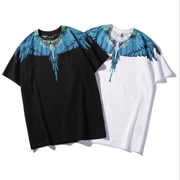 Mens Designer homens verão camiseta de manga curta Casual Hip Hop 19SS rua camisetas Asiático Tamanho M-2XL