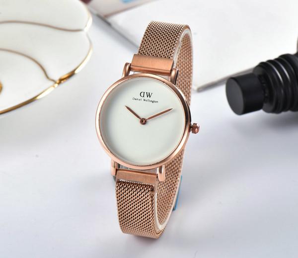luxury women watches brand designer DVV watch Wristwatch Popular explosion quartz movement automatic watch for gift Multicolor