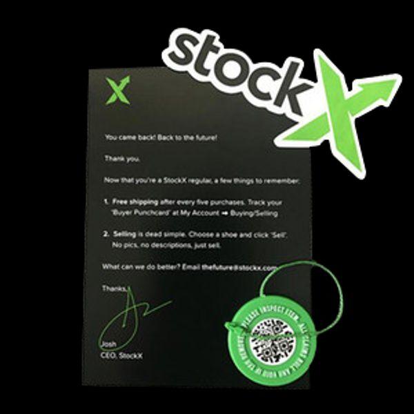 STOCK X