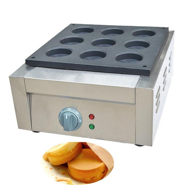 Taiwan Electric Wheel Red Bean Obanyaki Cakes Machines Baker Iron Making Pan Imagawayaki Desser 220V 110V