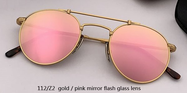 112 / Z2 flash dorado / rosa espejo