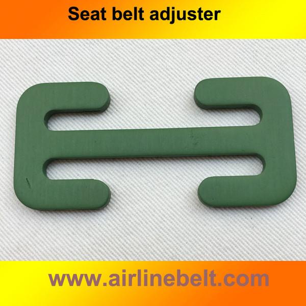 2 x Automobile ceinture de sécurité clip voiture régleur Ceintures Seatbelt Auto Clip pour enfants Short People fin à la douleur Irritation rapide