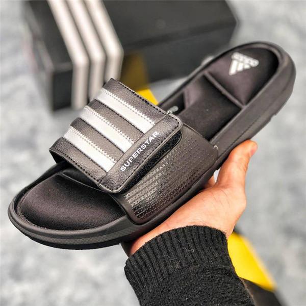 Brand Scuffs Novità Designer Pantofole da uomo e da donna Summer Beach Slide Luxury Scuffs Taglia 36-45