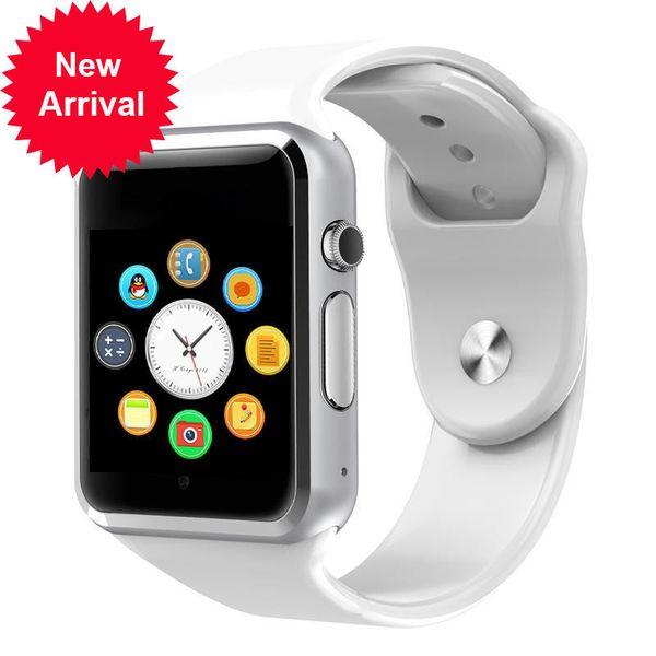 Bluetooth A1 Montre Smart Watch Sport Soutien Montre-Bracelet 2g Sim Tf Caméra Smartwatch Pour Android Téléphone Pk Gt08 Dz09 Q18 Y1 V8