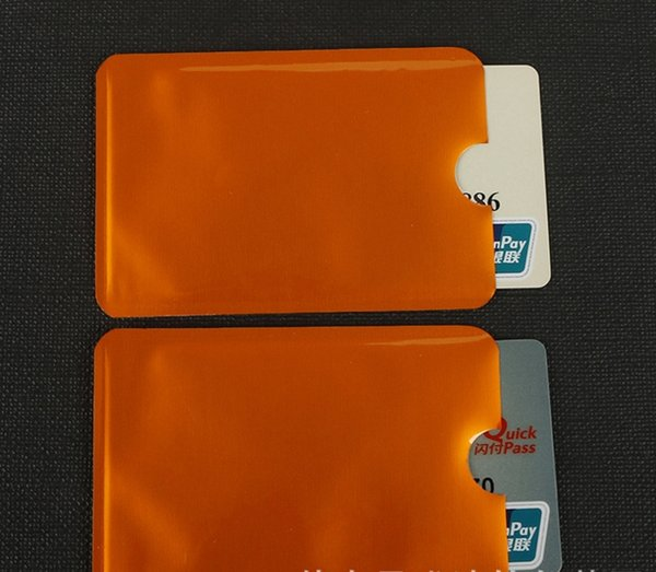 Lot RFID Credit Card Sleeve//Case//Holder Identity Protector Full Color Animals