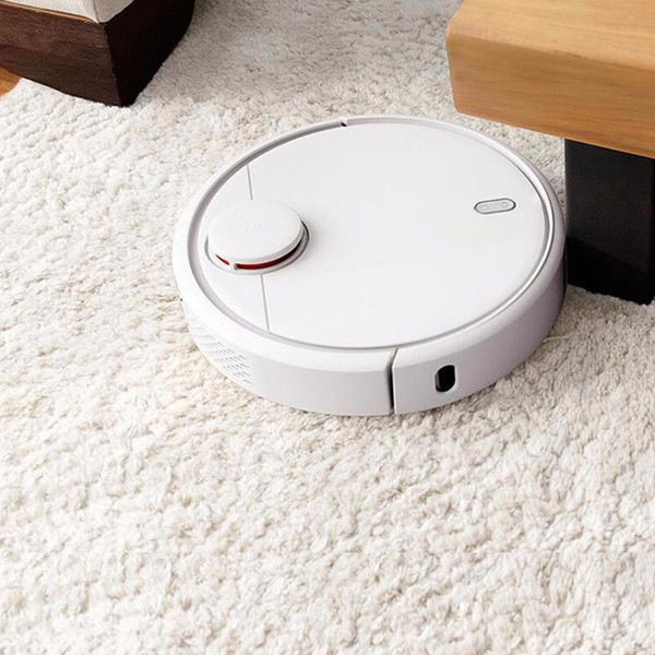 top popular 2020 XIAOMI MIJIA MI Robot Vacuum Cleaner For Home Filter Dust Sterilize 1800PA Automatic Sweeping Smart Planned WIFI APP Remote 2020