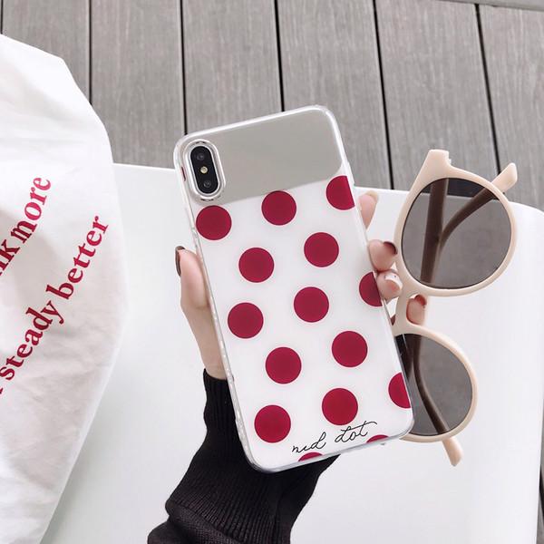 Handyhüller Selbst Gestalten 2019 Neueste Ultra Thin Für Iphone 7 Plus Spiegel Fall Bilden Designer Telefon Fall Weichen Tpu Für Iphone Xs Max Fall