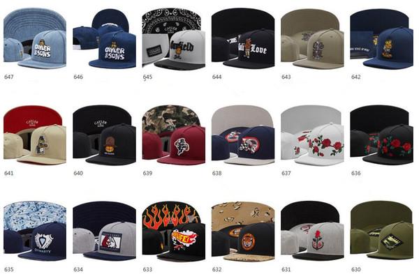 top popular 2020 Jean Snapbacks caps Cayler Sons brand Snapbacks adjustable Hats Men Caps Women Ball Caps Design Snapback cap Fashion hats 2021