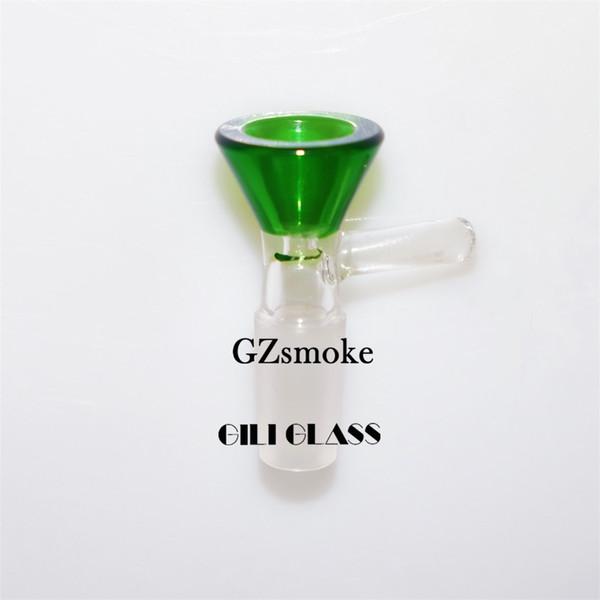 # 6-14.4mm bol mâle vert