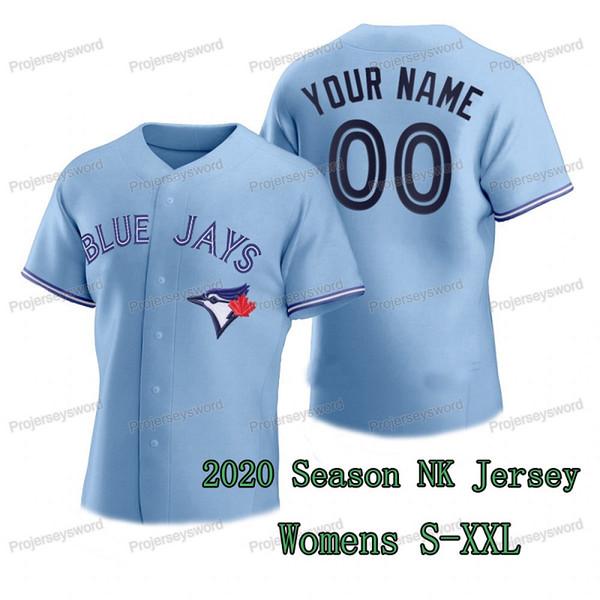 womens light blue S-XXL