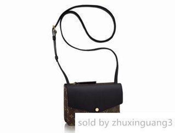 Black M50185 Handbags Shoulder Messenger Totes Iconic Cross Body Bags Top Handles Clutches Evening