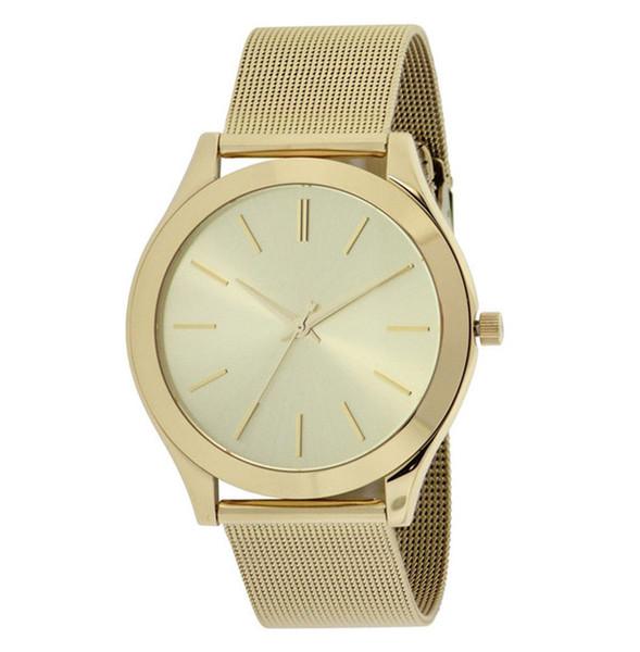 Dreama Nueva personalidad de la moda reloj de cuarzo de acero inoxidable ultrafino para mujer 3803 3282 Envío libre al por mayor de DHL
