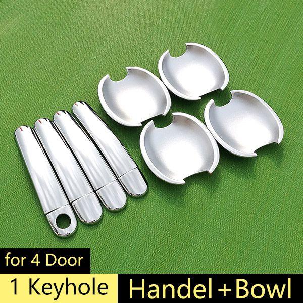 HandleBowl 1Key 4Dr