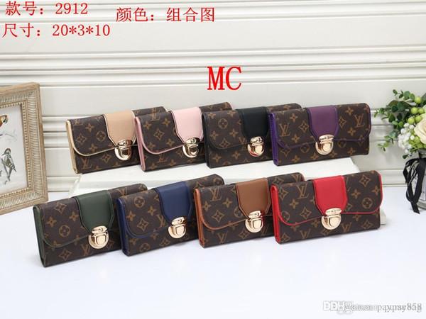 LMK 2912 MC Best price High Quality women Ladies Single handbag tote Shoulder backpack bag purse wallet BBBBB8