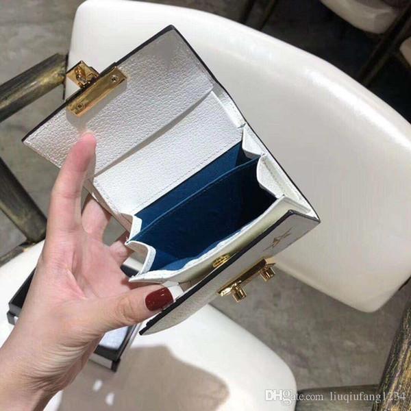 Ms Zero Money Clip Brand Purse Bags Cowhide Brief Paragraph New Folding Fashion Ladies Wallet Genuine Woman Leather For Women