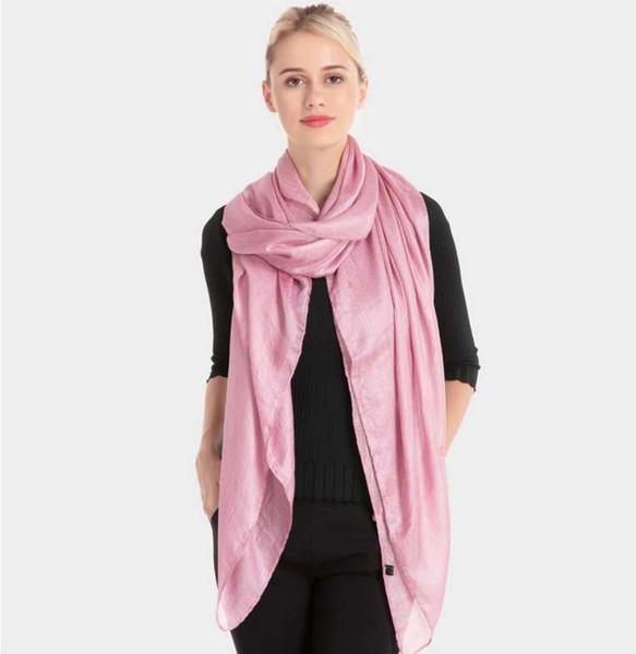 Señoras del diseñador Pañuelos de viaje de las mujeres impresas regalos Envolturas de calidad superior al por mayor Pañuelo