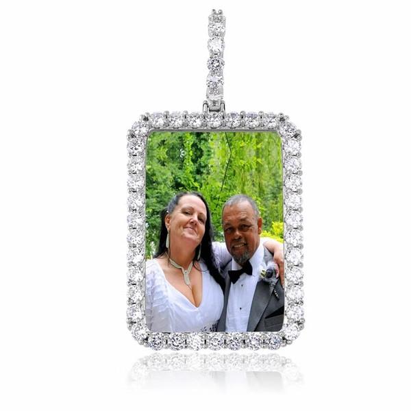 silver big frame