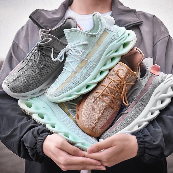 Новые летние мужские туфли 2019 воздухопроницаемые тонкие корейские издания мода мужские спортивные досуг кокосовая сетка обувь