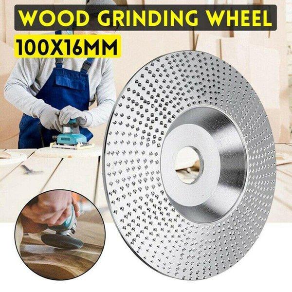 Abrasive Grinding Wheels Round Equipment Tungsten Carbide 100x16MM Industrial