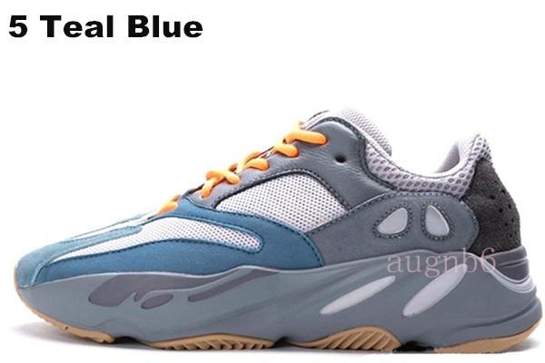 5 Teal Blue