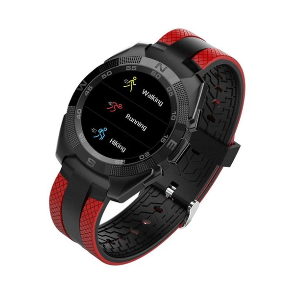 Smart Watch Dual-Bluetooth Multi Sport-Modi Smart Band Herzfrequenz-Monitor Schlaf-Pedometer für Android für IOS