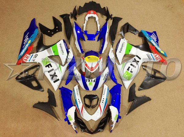 New ABS Injection Mold motorcycle fairings kit Fit for Suzuki GSXR1000 K9 2009-2016 09 10 11 16 GSX-R1000 L2 fairing kits custom blue green