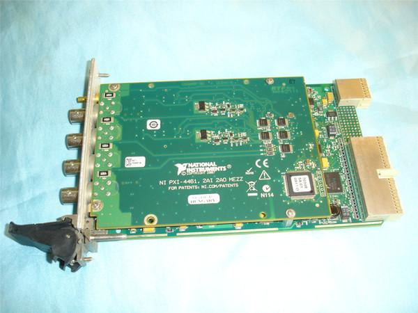 Un travail testé à 100% parfait pour NI PXI-4461