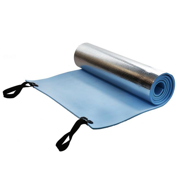 Anti-slip Roll Up Foam Foil Sleeping Mat Mattress Tent Exercise Yoga Mat