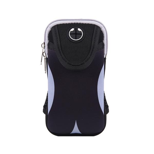 New Mobile Phone Sports Arm Bag Multi-function Outdoor Handbag Arm Bag Men and Women Fitness Running Sports Bag