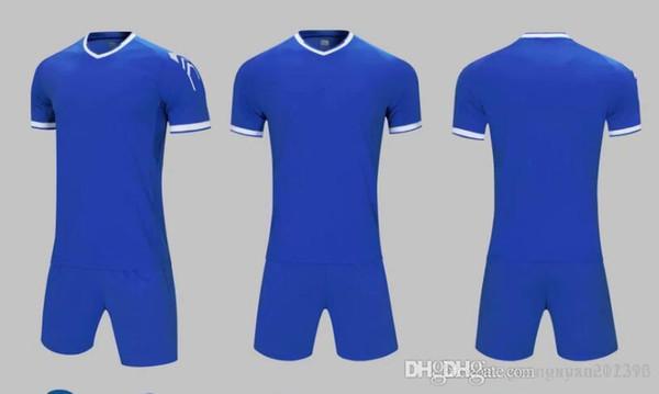 Formato asiatico, lavagna luminosa tuta allenamento di calcio degli uomini del kit 048