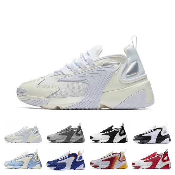White From Shoes M2k Trainers Women Shop Sneakers Zm Blue East 2000 Mens 2k Tekno Running Bay Fashion Zoom For Men Black Orange vbyf7Y6g