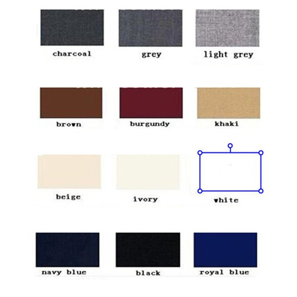 Цвет цветной карты