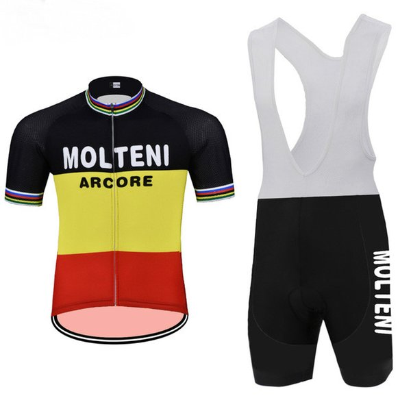 outlet store outlet store sale great quality MOLTENI 2019 Cycling Clothing Maillot Culottes Cycling Jersey Set Mountain  Bike Bicicleta Mtb Ropa Ciclismo Hot Sale Pro Team Bianchi Jersey Cycling  ...