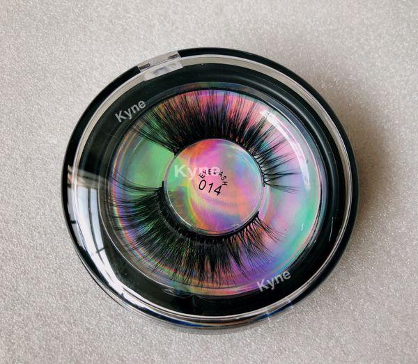 23 stili selezionabile 3D finto visone ciglia OEM / custom / Logo privato accettabile Protein 3D Silk Lashes 100% Cruelty Free Eye Lashes Disponibile