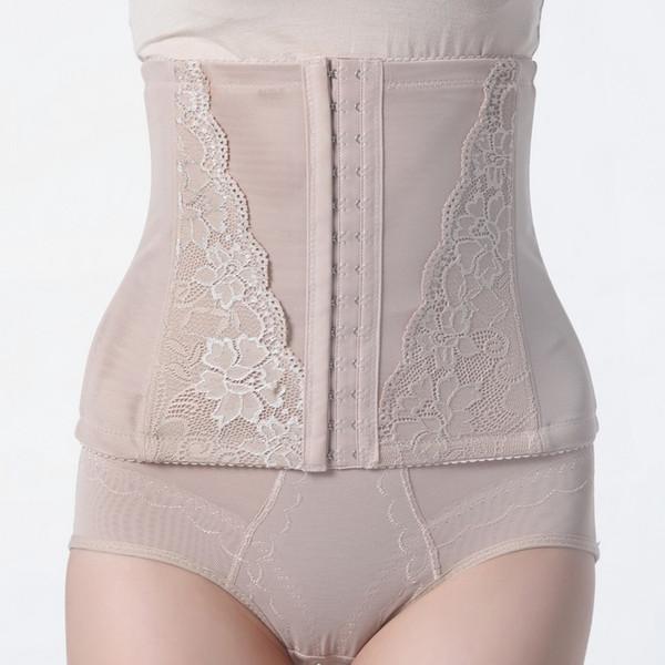 2014 Yeni Kadın Kuşak Yüksek Bel Cinchers Dantel Korseler Bel Eğitmen Şekillendirici Külot Zayıflama Butt Kaldırıcı Kontrol Fişleri Pantolon
